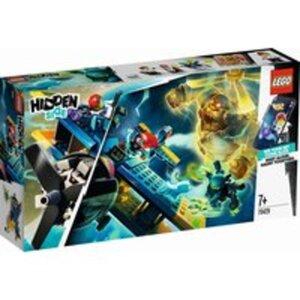 LEGO Hidden Side 70429 El Fuegos Stunt-Flugzeug