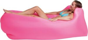 Lounger to go 2.0 Luftsofa, pink