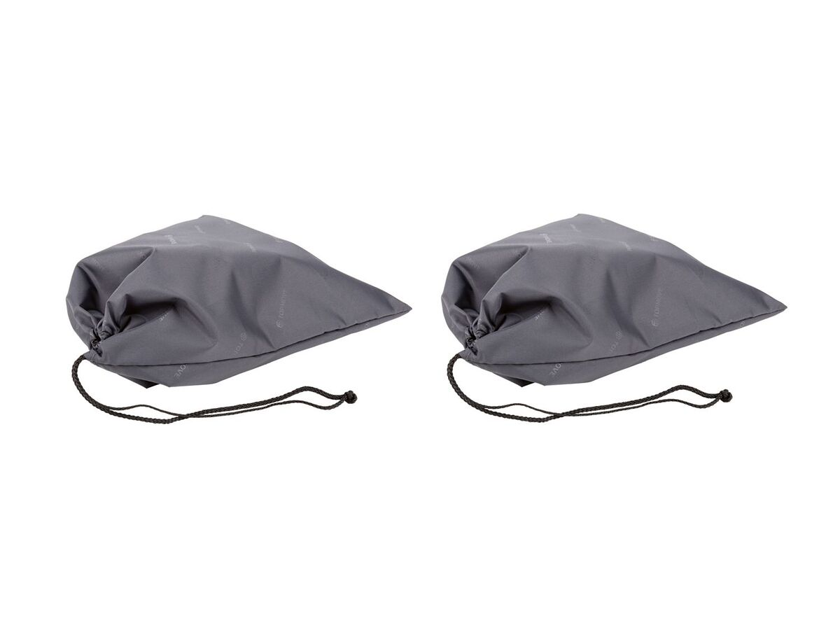 Bild 4 von TOPMOVE® Koffer, 90 L Volumen, bis 28 kg Füllgewicht, 4 Rollen, Polypropylen-Schale, blau