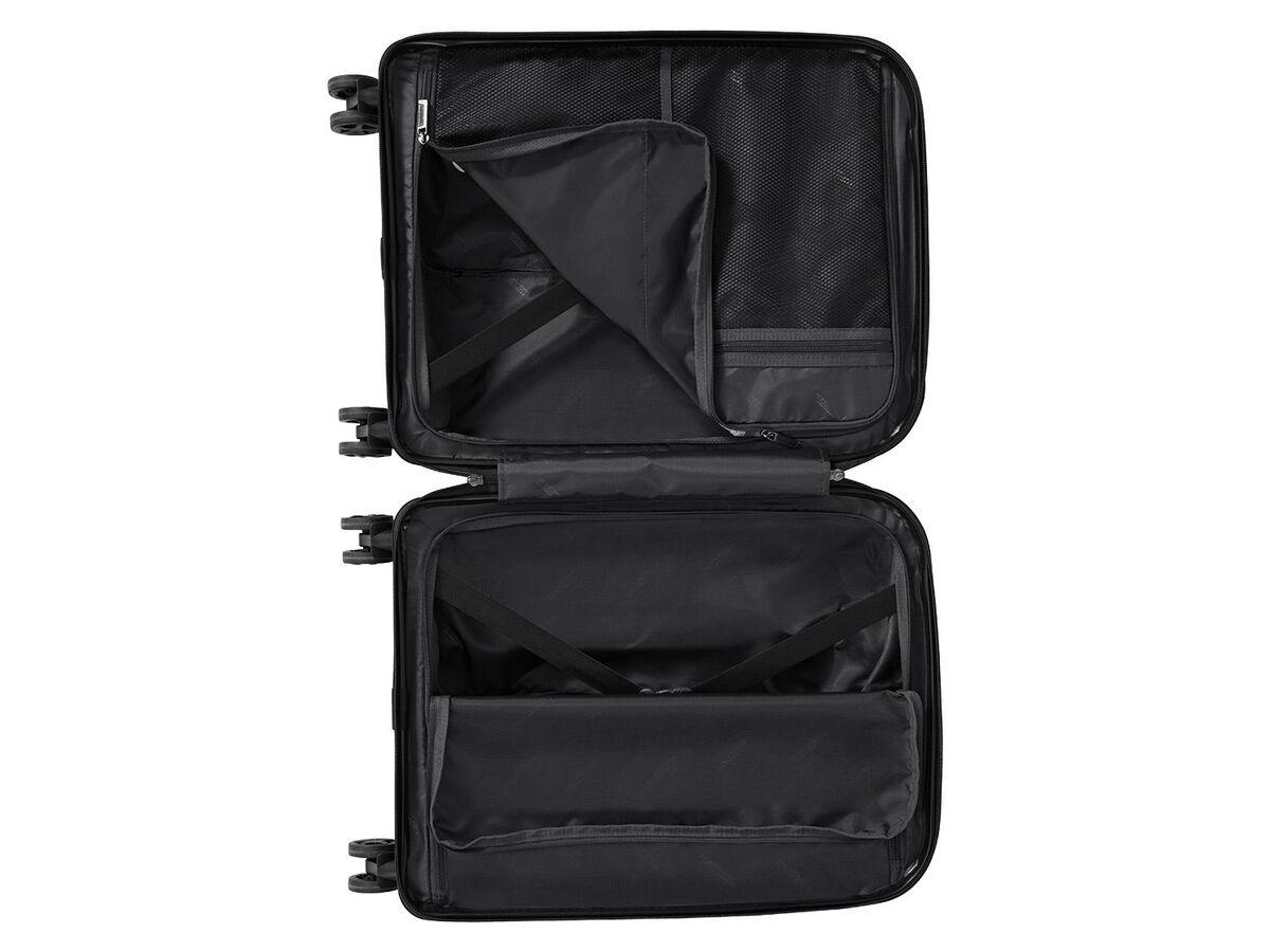 Bild 6 von TOPMOVE® Koffer, 30 L Volumen, maximal 10 kg Füllgewicht, mit 4 Rollen, schwarz