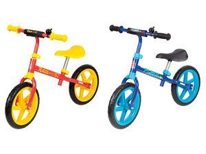 PLAYTIVE® JUNIOR  Laufrad, höhenverstellbar, inklusive Klingel, ab 3 Jahren