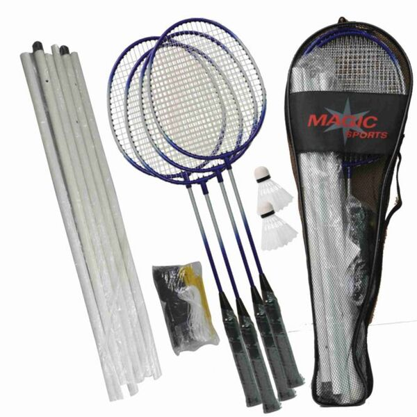 Badminton Komplett-Set - Magic Sports
