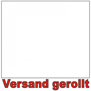 Klebefolie 200x67,5cm weiß uni Dekofolie Selbstklebefolie Möbelfolie