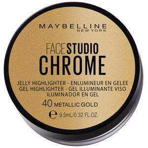 Maybelline New York Facestudio Chrome Jelly Highlighter