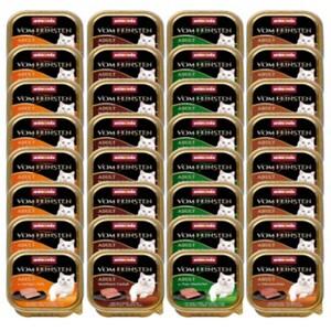 Animonda vom Feinsten Adult Mixpaket 32x100g Geflügel-Kreationen