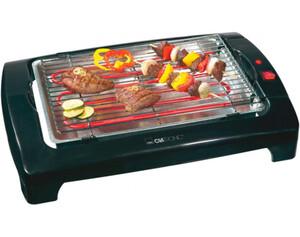 Clatronic Barbecue-Tischgrill BQ 2977 N 36 x 48 x 10 cm