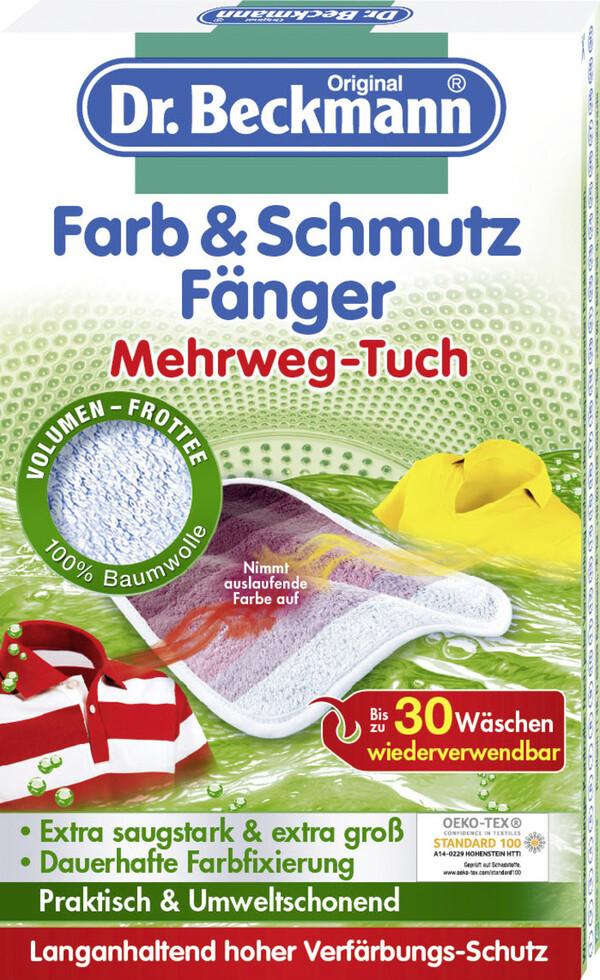 Dr. Beckmann Farb- & Schmutzfänger Mehrwegtuch 1 Stück