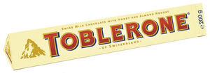 Toblerone Milchschokolade 200 g