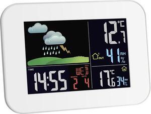 TFA Dostmann PRIMAVERA 35.1136.02 Funk-Wetterstation Vorhersage für 12 bis 24 Stunden