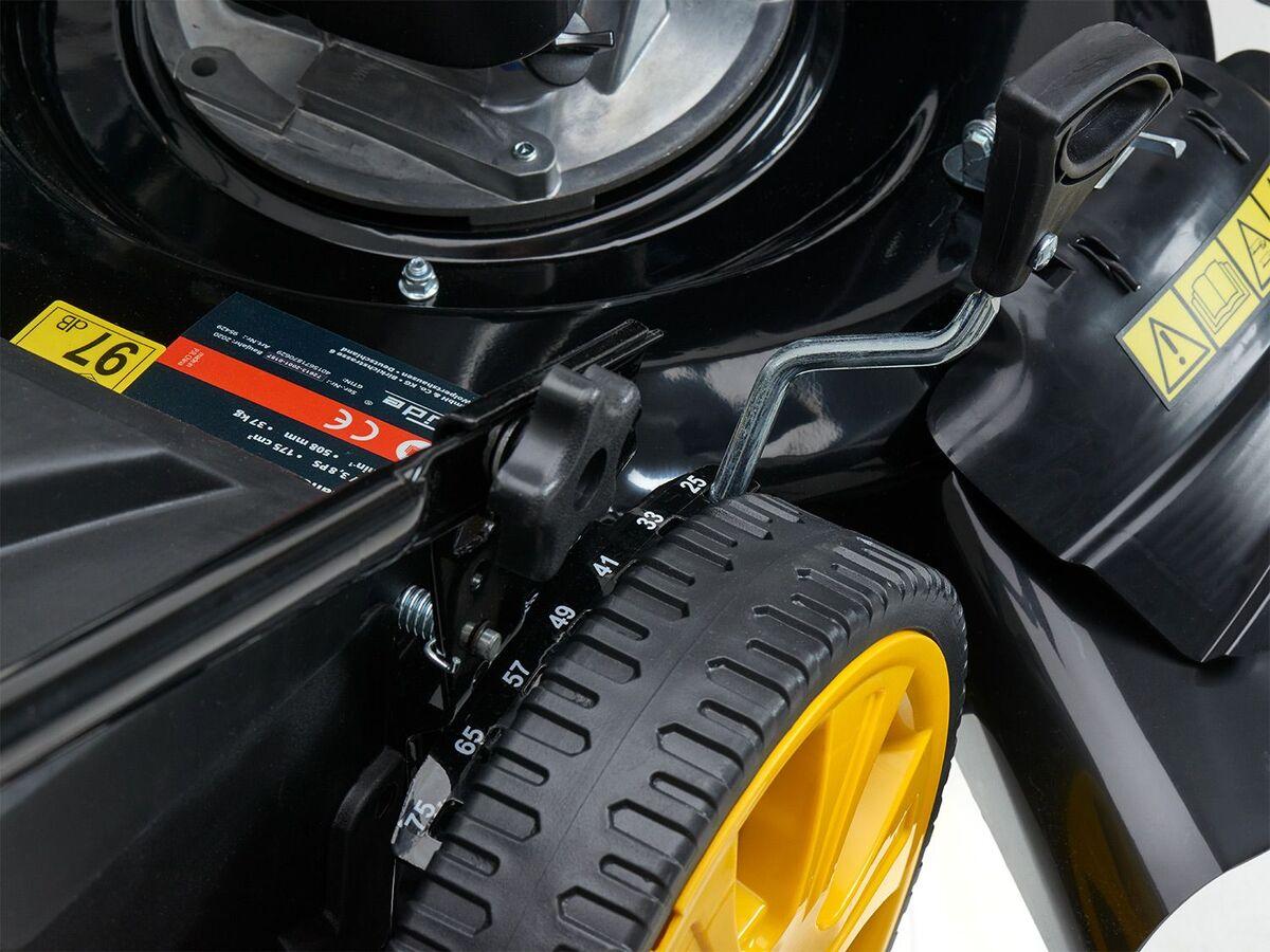 Bild 12 von Güde Benzinrasenmäher »Big Wheeler 514 7in1», 4-Takt-Motor, 3,4 PS, Rasenflächen bis 1800 qm