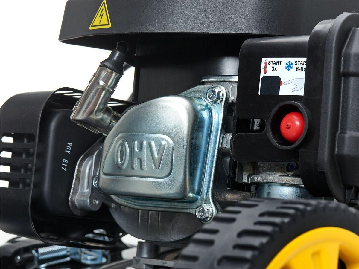 Bild 13 von Güde Benzinrasenmäher »Big Wheeler 514 7in1», 4-Takt-Motor, 3,4 PS, Rasenflächen bis 1800 qm