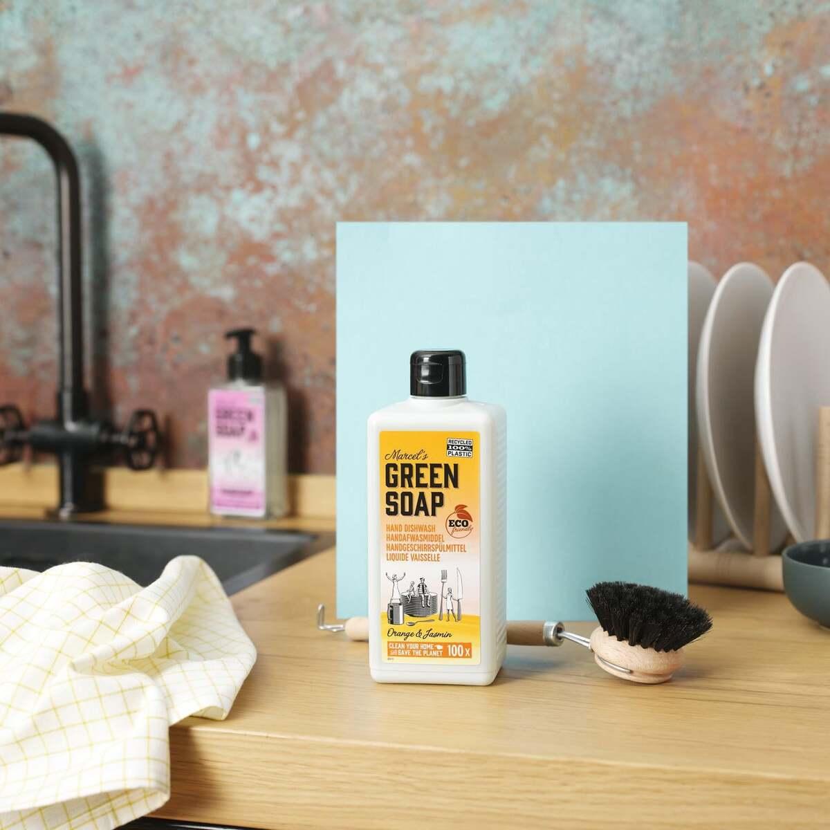 Bild 2 von Marcel's Green Soap Handgeschirrspülmittel Orange & Jasmine