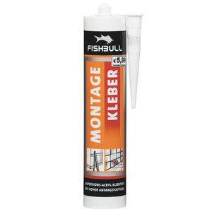 Fishbull Acryl Montagekleber weiß 435 g