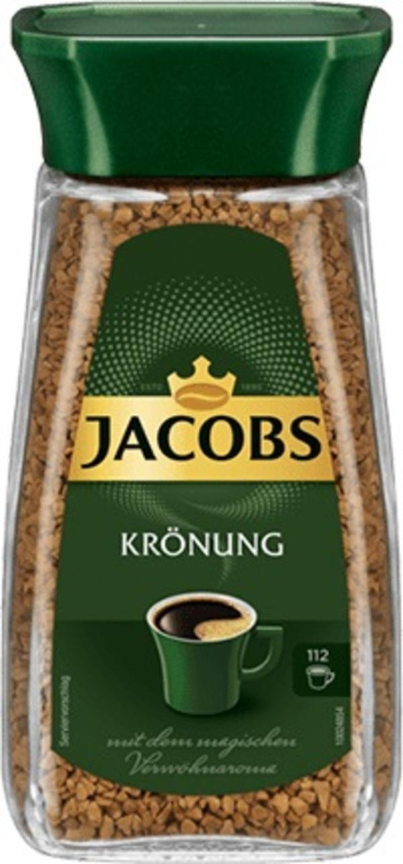 Jacobs Krönung Instantkaffee 100 g