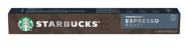 Starbucks Espresso Roast Kaffeekapseln 10x 5,7 g