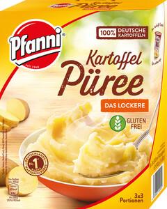 Pfanni Kartoffel Püree das Lockere 3x 80g