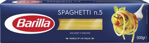 Barilla Nudeln Spaghetti No.5 500g