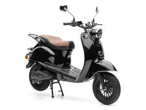 Nova Motors Elektroroller »eRetro Star«, 45 km/h, Reichweite 40-60 km, abschließbares Fach