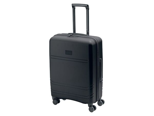 TOPMOVE® Koffer 58L schwarz