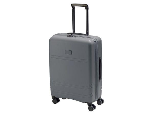 TOPMOVE® Koffer 58L grau