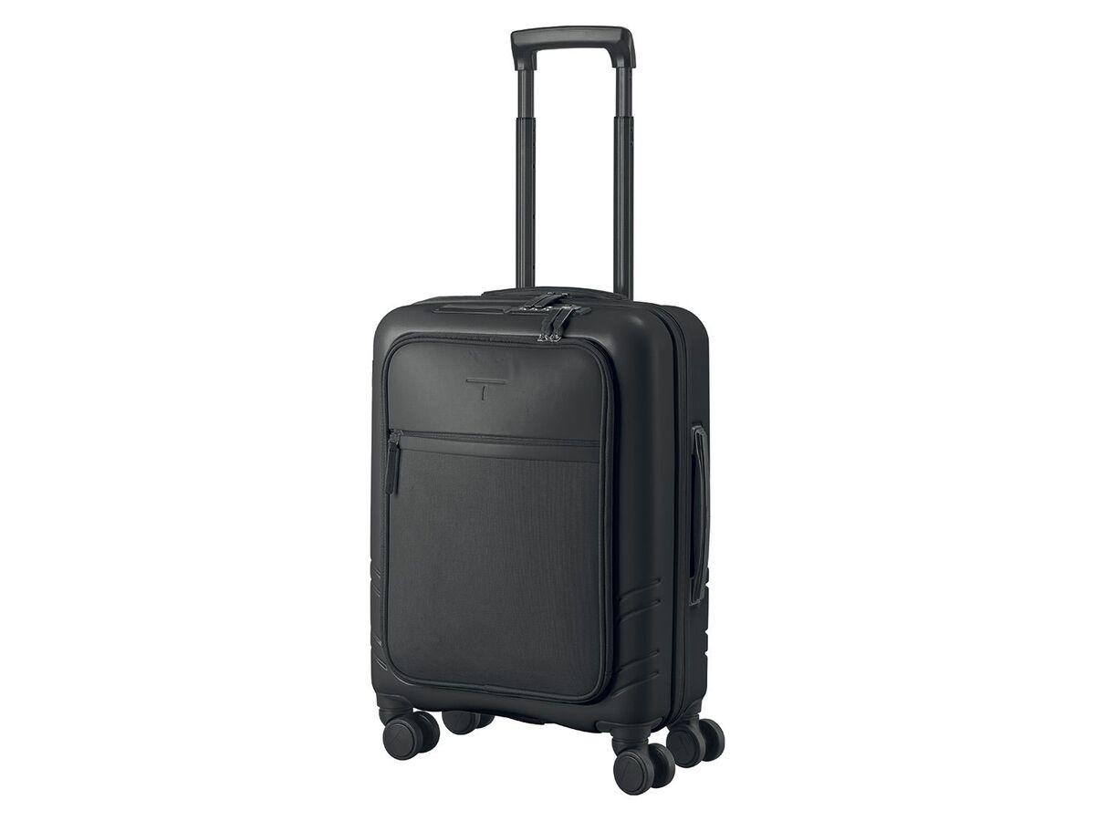 Bild 1 von TOPMOVE® Handgepäckkoffer 33L schwarz