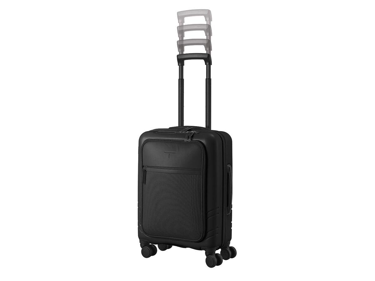 Bild 2 von TOPMOVE® Handgepäckkoffer 33L schwarz