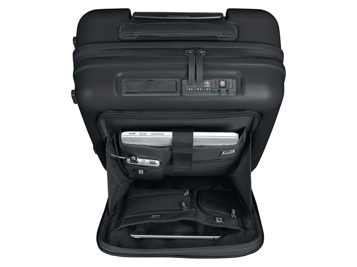 Bild 3 von TOPMOVE® Handgepäckkoffer 33L schwarz