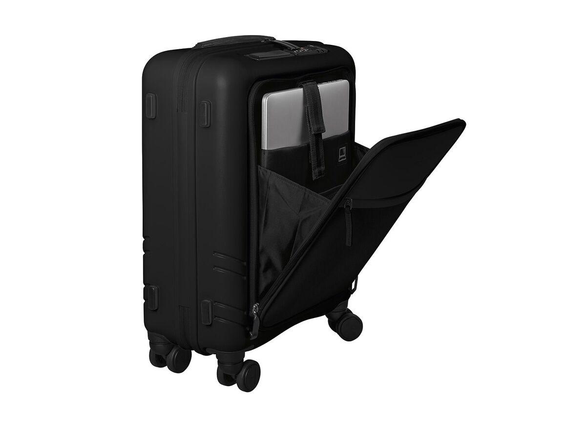 Bild 4 von TOPMOVE® Handgepäckkoffer 33L schwarz