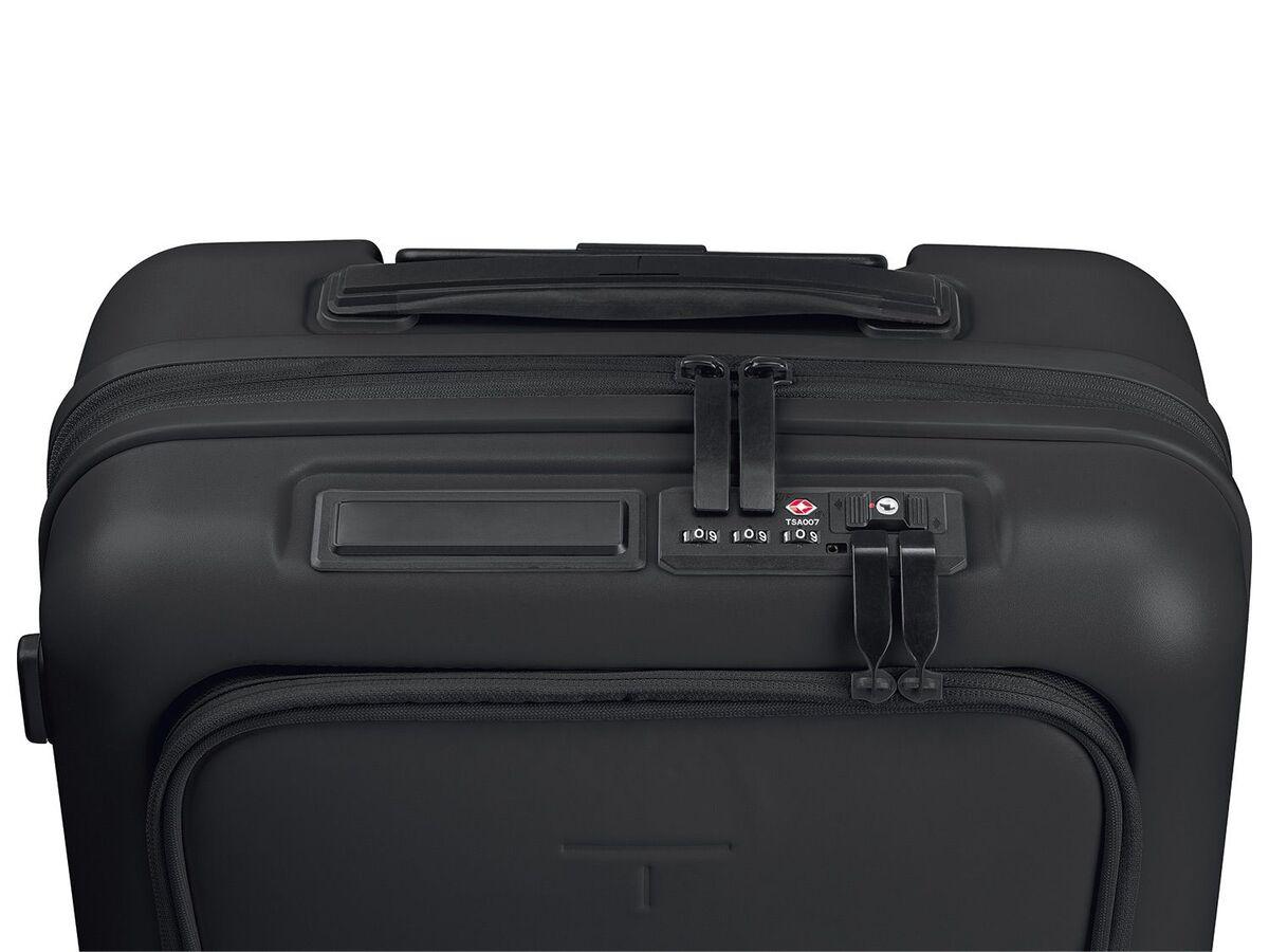 Bild 5 von TOPMOVE® Handgepäckkoffer 33L schwarz