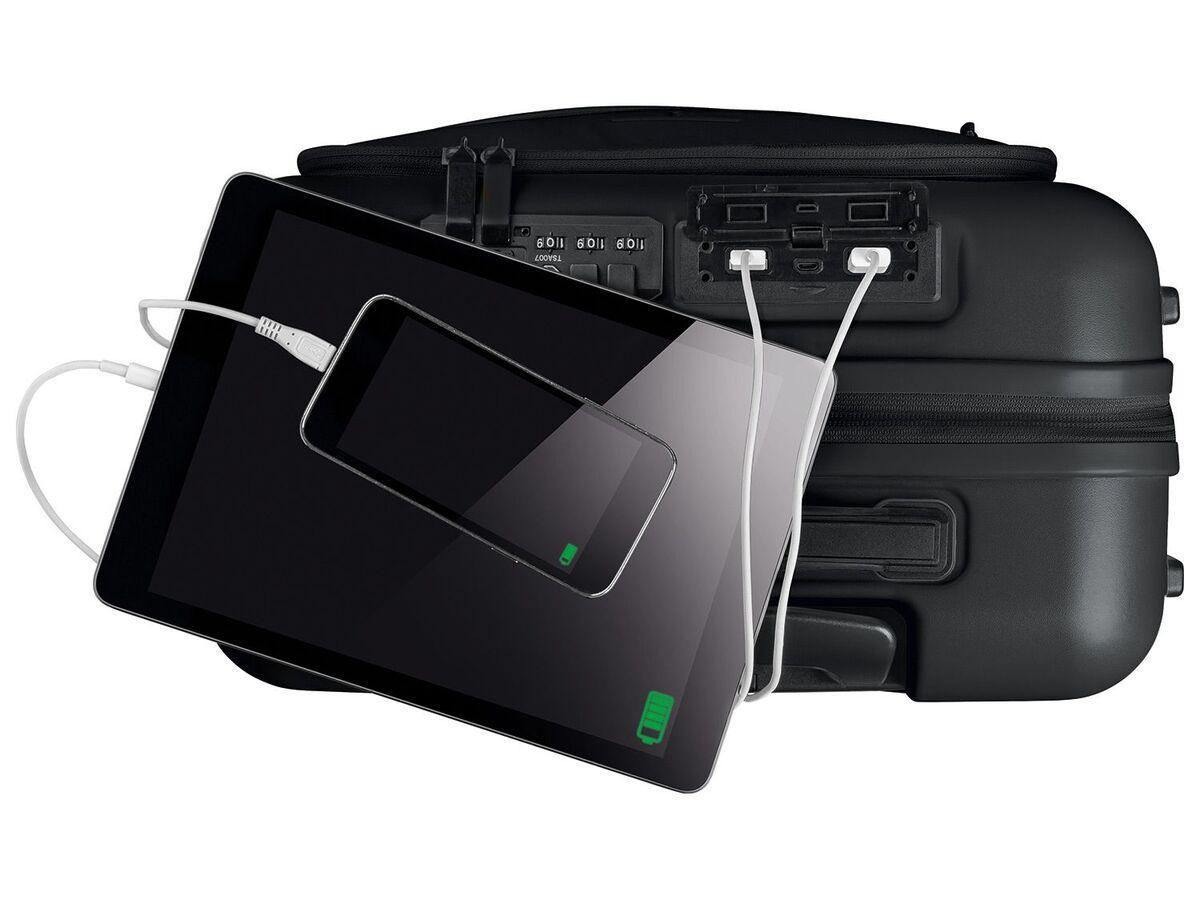 Bild 14 von TOPMOVE® Handgepäckkoffer 33L schwarz