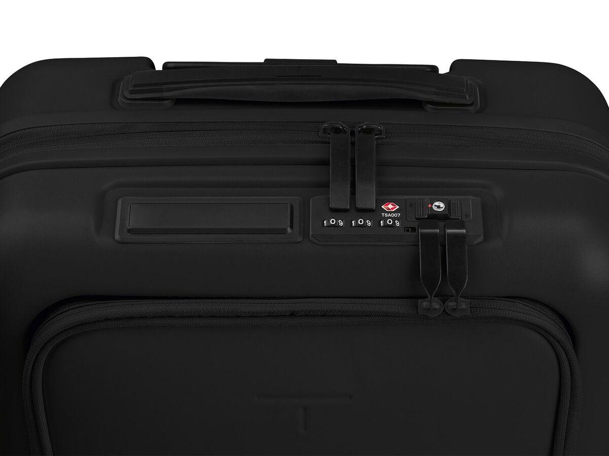 Bild 17 von TOPMOVE® Handgepäckkoffer 33L schwarz