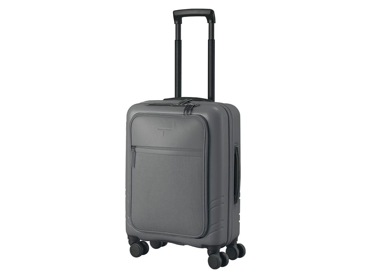 Bild 1 von TOPMOVE® Handgepäckkoffer 30L grau