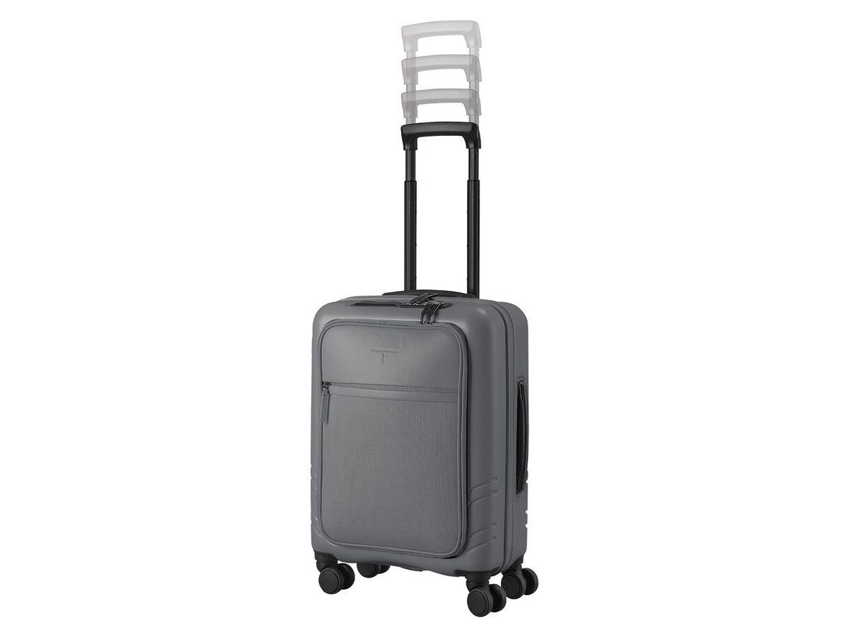 Bild 2 von TOPMOVE® Handgepäckkoffer 30L grau