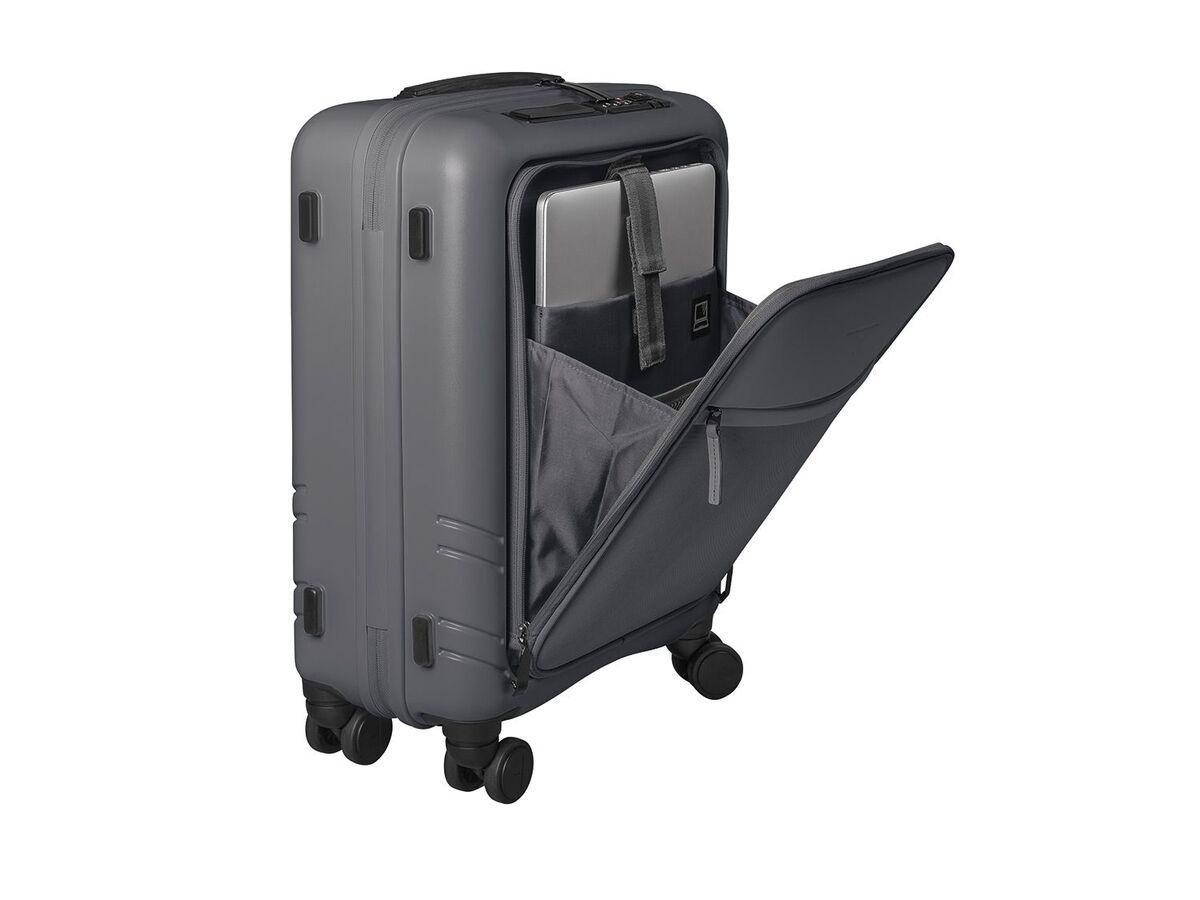 Bild 3 von TOPMOVE® Handgepäckkoffer 30L grau