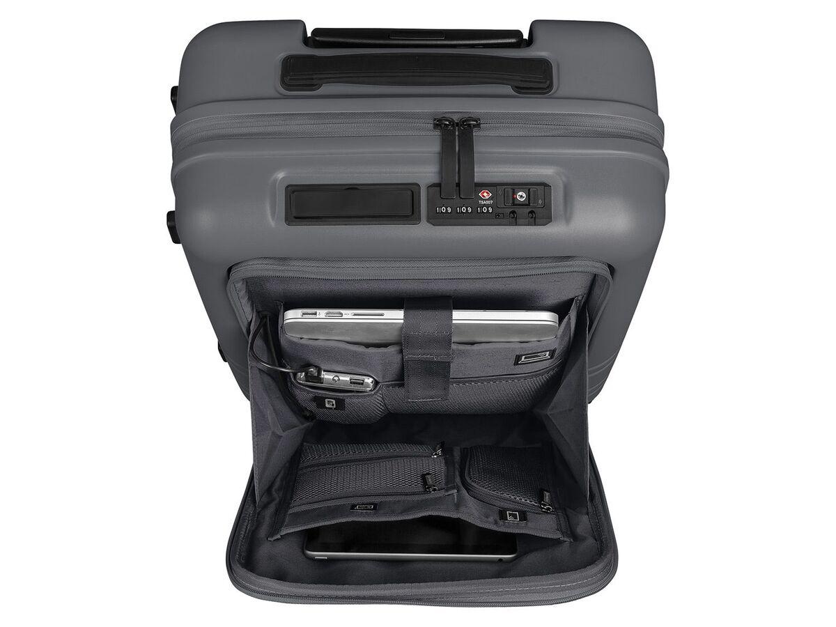 Bild 4 von TOPMOVE® Handgepäckkoffer 30L grau