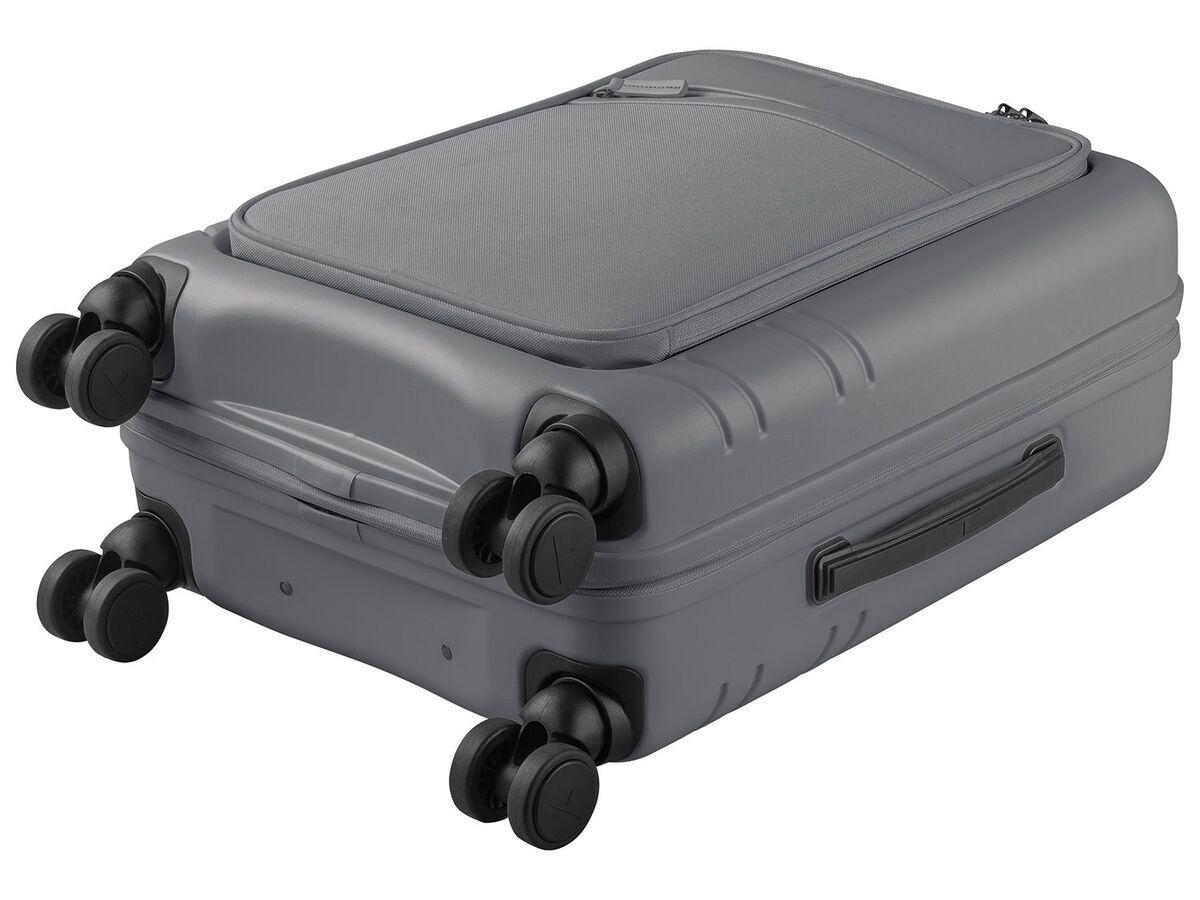 Bild 5 von TOPMOVE® Handgepäckkoffer 30L grau