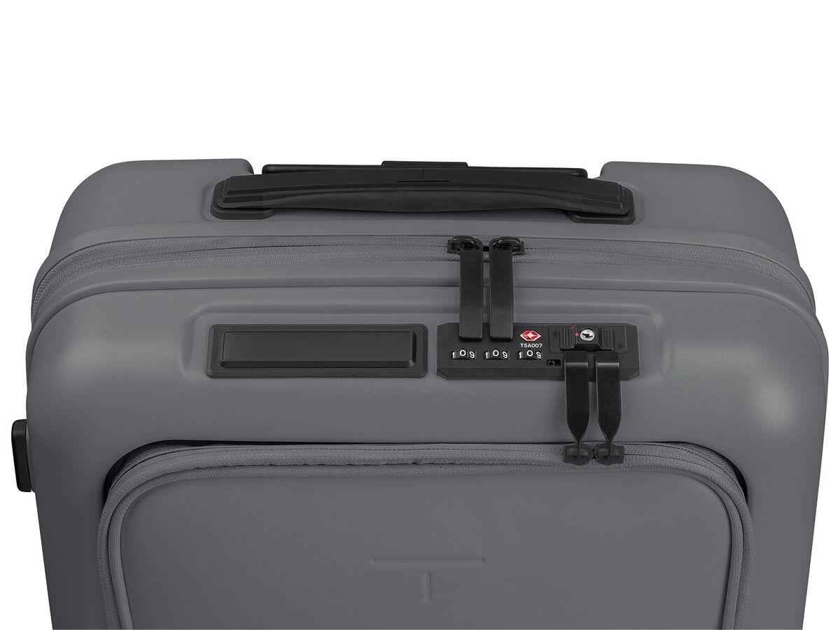 Bild 6 von TOPMOVE® Handgepäckkoffer 30L grau