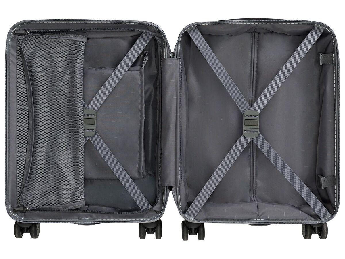 Bild 15 von TOPMOVE® Handgepäckkoffer 30L grau