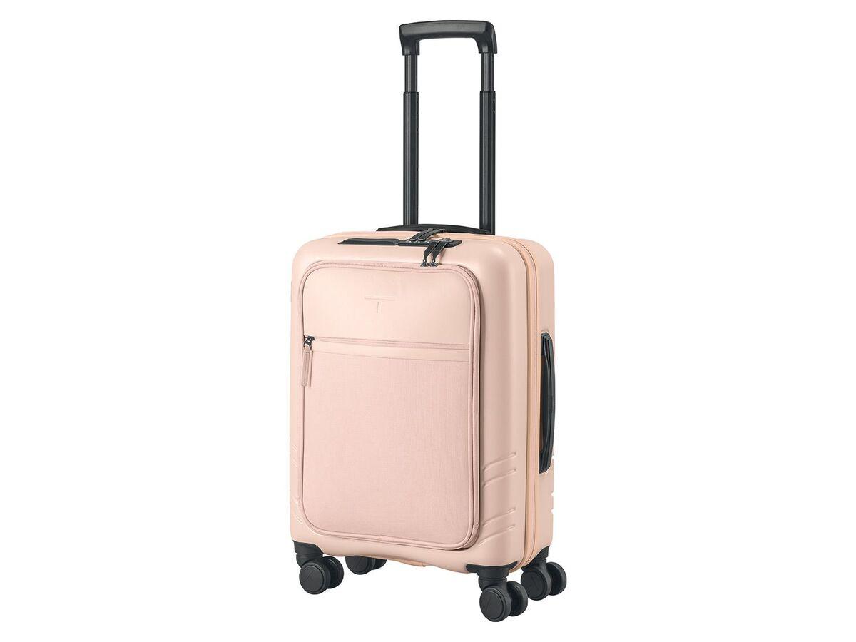 Bild 1 von TOPMOVE® Handgepäckkoffer 30L rose