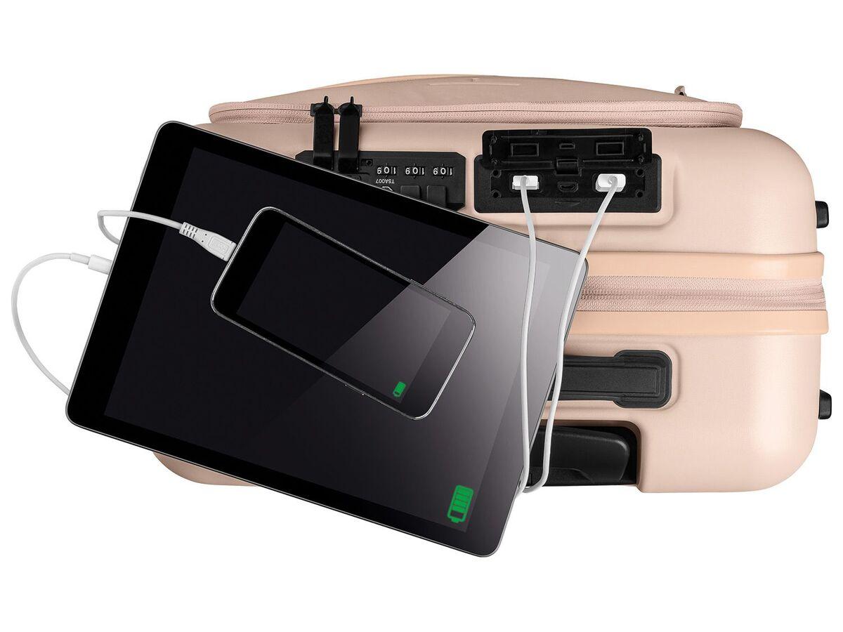 Bild 3 von TOPMOVE® Handgepäckkoffer 30L rose