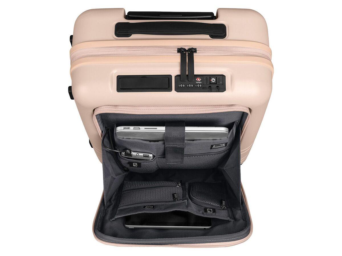Bild 4 von TOPMOVE® Handgepäckkoffer 30L rose