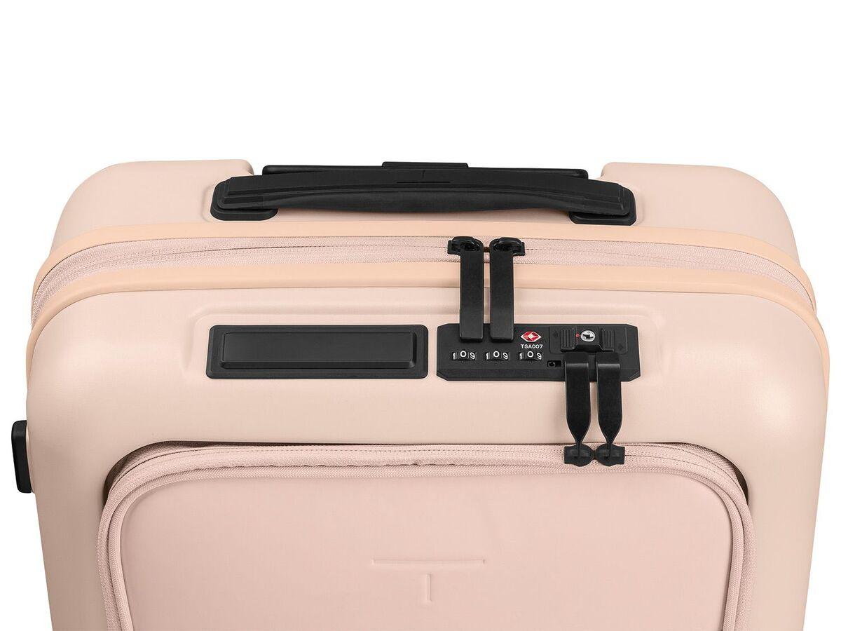 Bild 5 von TOPMOVE® Handgepäckkoffer 30L rose