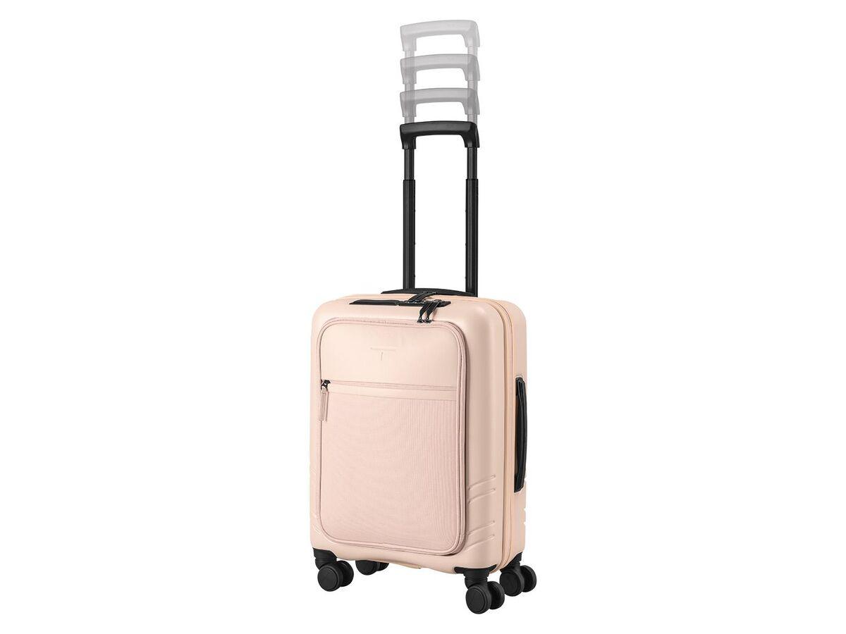 Bild 8 von TOPMOVE® Handgepäckkoffer 30L rose