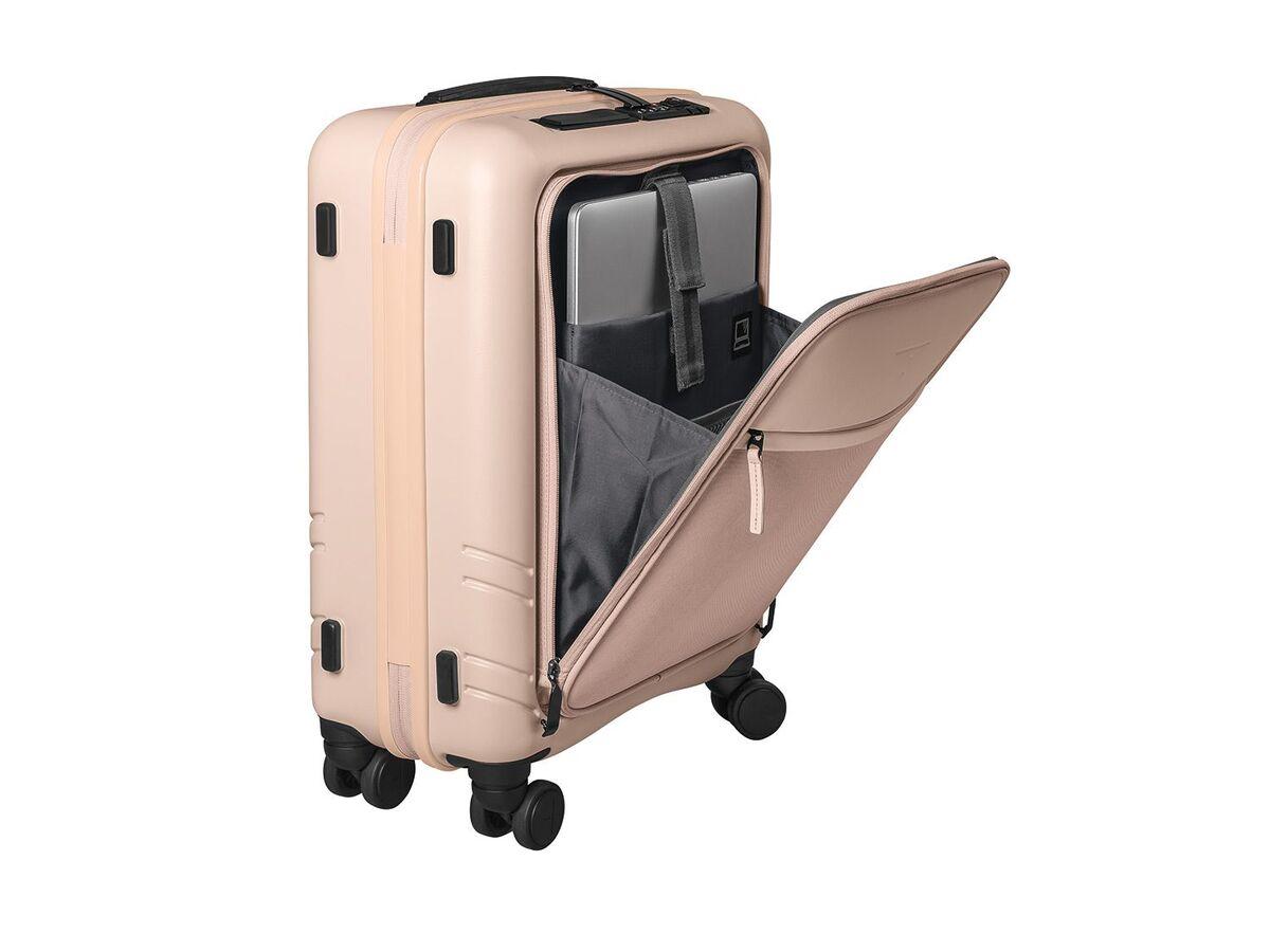 Bild 10 von TOPMOVE® Handgepäckkoffer 30L rose