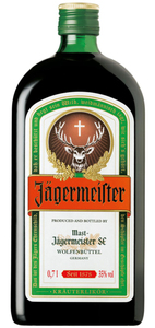 Jägermeister Kräuterlikör 0,7 ltr