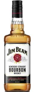 Jim Beam Bourbon Whiskey 0,7 ltr