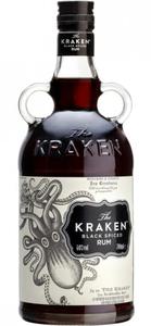 The Kraken Black Spiced Rum 0,7 ltr