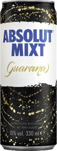 Absolut Mixt Guarana 0,33 ltr