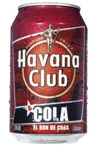 Havana Club & Cola 0,33 ltr