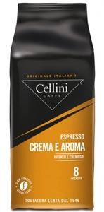 Cellini Espresso Crema e Aroma ganze Bohnen 1 kg
